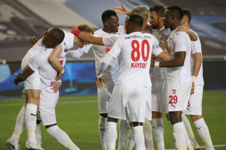 Sivasspor deplasmanı seviyor