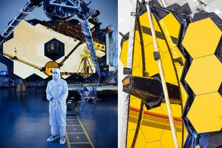 James Webb Uzay Teleskopu, evrendeki ilk yıldızları izleyecek