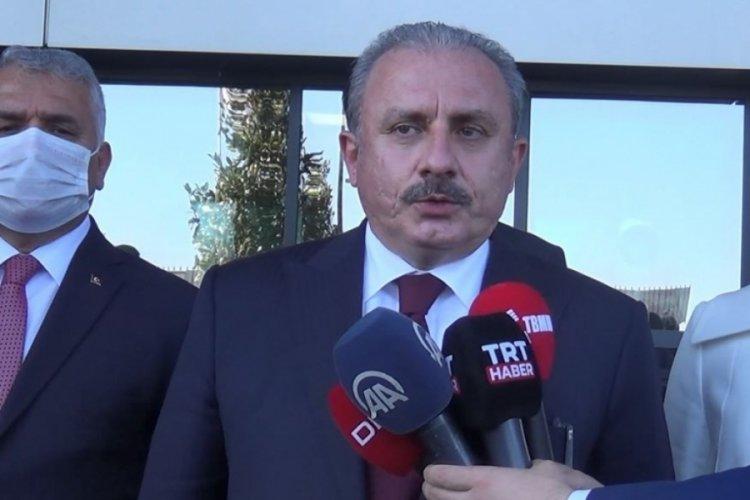 Mustafa Şentop: Tam kapanmadan sonra belli program dahilinde rahatlama olacaktır