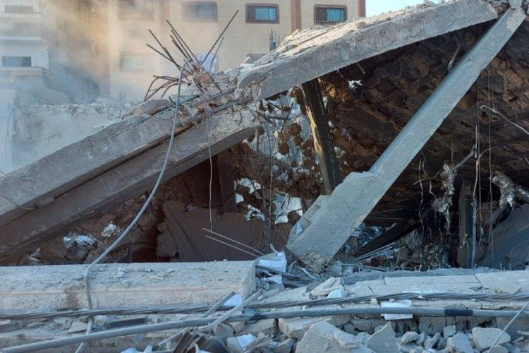 İsrail saldırılarında can kayıpları artıyor