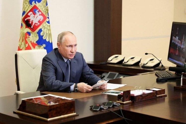 Putin'den Filistin hamlesi