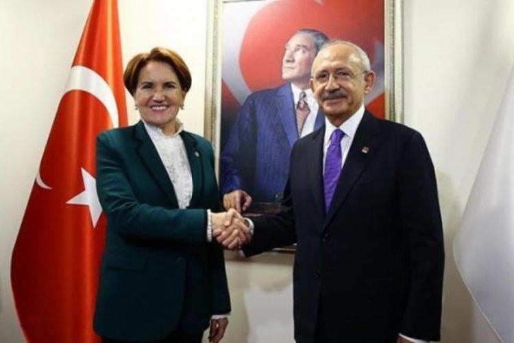 Kılıçdaroğlu'nun adaylığına İYİ Parti'den olumlu adım