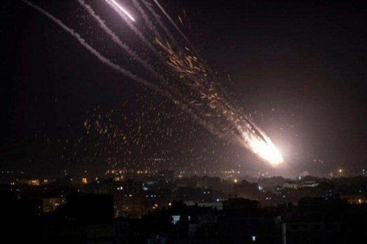 Lübnan'dan İsrail'e 3 roket fırlatıldı