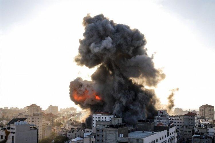 İsrail saldırılarında şehit olanların sayısı 100'ü geçti