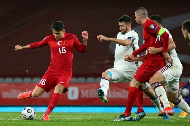 A Milli Takım'da Bursaspor altyapısından 3 futbolcu