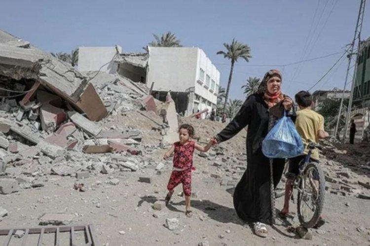 """İsrail Ordusu'ndan çelişkili """"Gazze"""" açıklamaları"""