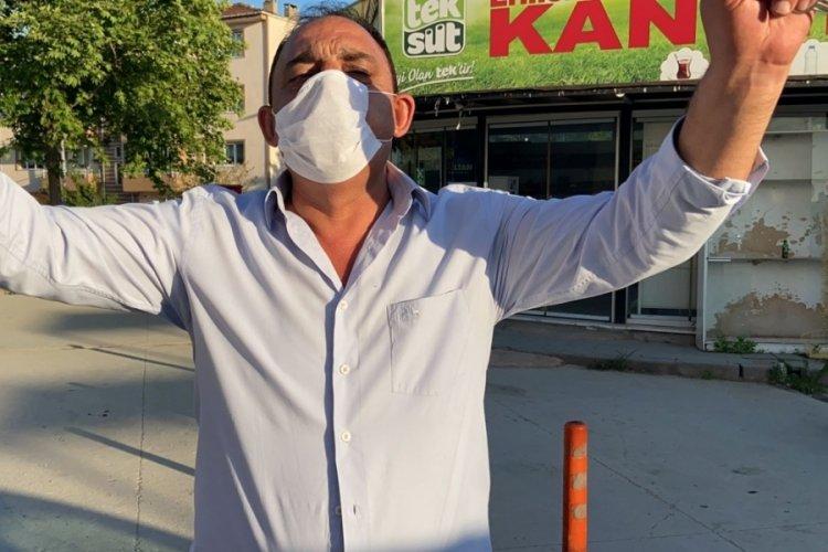 """Bursa'da sokağa çıkma yasağına uymayanlara ateş püskürdü: """"Güvenlik kameralarından tespit edilsinler"""""""