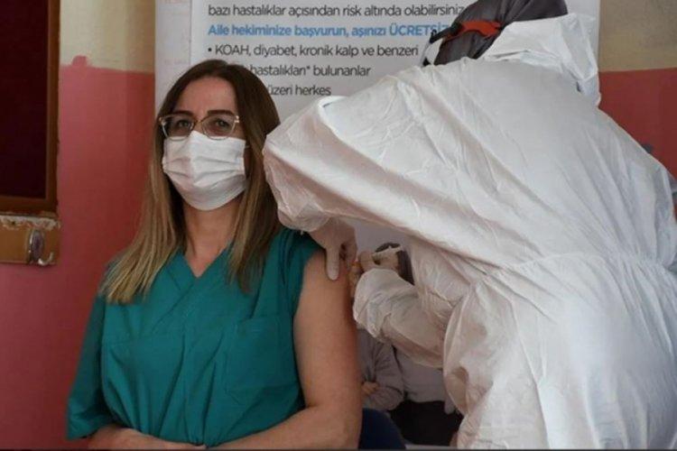 Milli Eğitim Bakanlığı'ndan aşı açıklaması