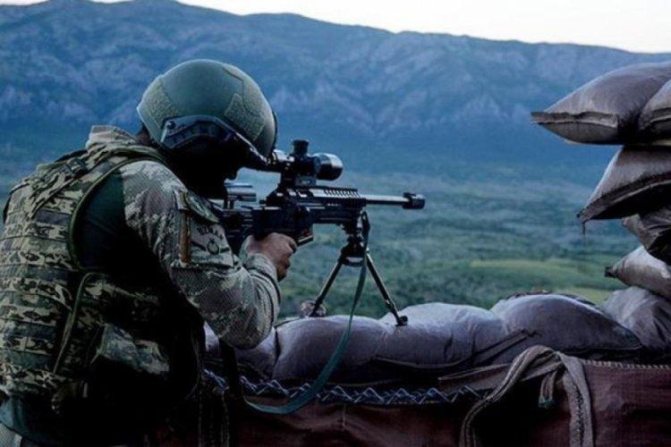 MSB duyurdu: 3 PKK'lı terörist etkisiz hale getirildi...
