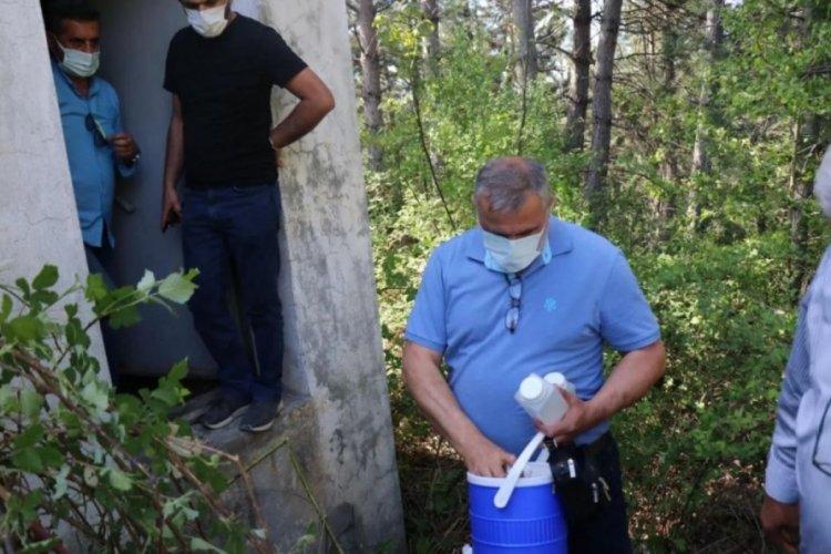 Bolu'da 30 köylü içtikleri sudan rahatsızlandı, inceleme başlatıldı