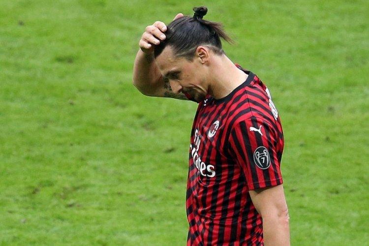 Ibrahimovic'ten kötü haber
