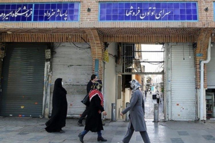 İran'da Kovid-19 nedeniyle 200 kişi daha öldü