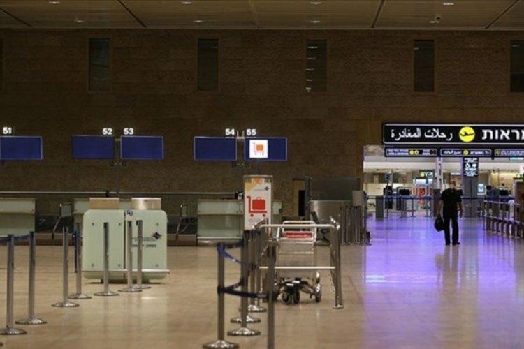 İsrail, Tel Aviv'deki uçuşlarını kapattı