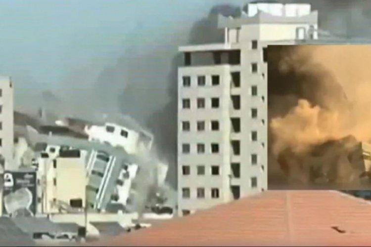 ABD'den İsrail'in medya binasını vurmasına ilişkin açıklama