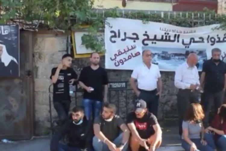 İsrail güçleri, Nekbe'nin 73. yıl dönümünde Filistinlilere müdahale etti