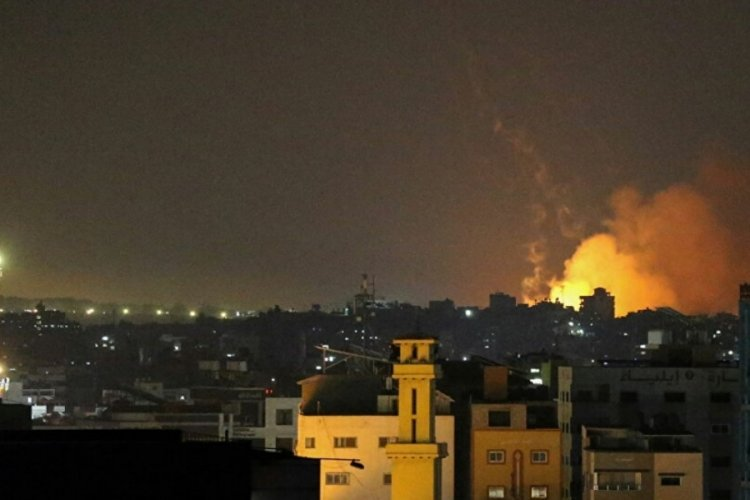 Gazze'de acı tablo: 145 Filistinli hayatını kaybetti