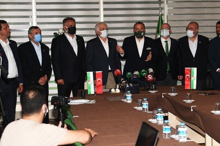 Erkan Kamat'tan birlik çağrısı