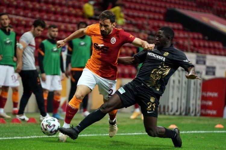 Galatasaray, averajla kaybetti