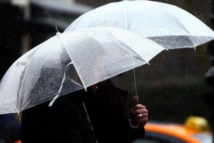 Bursa'da bugün ve yarın hava durumu nasıl olacak? (16 Mayıs 2021 Pazar)
