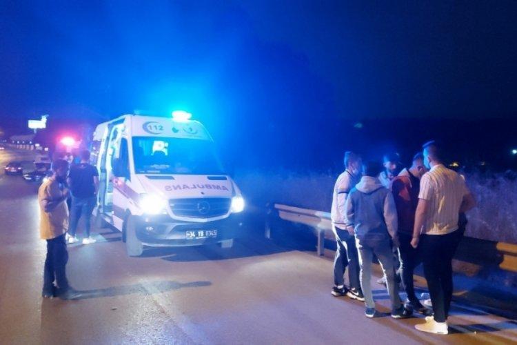 Şampiyonluk kutlamaları kaza ile sonuçlandı: 4 yaralı