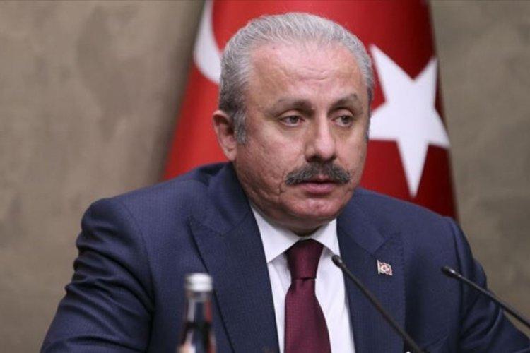 Mustafa Şentop: BM'nin iki devletli çözüm çağrısı yeterli değil