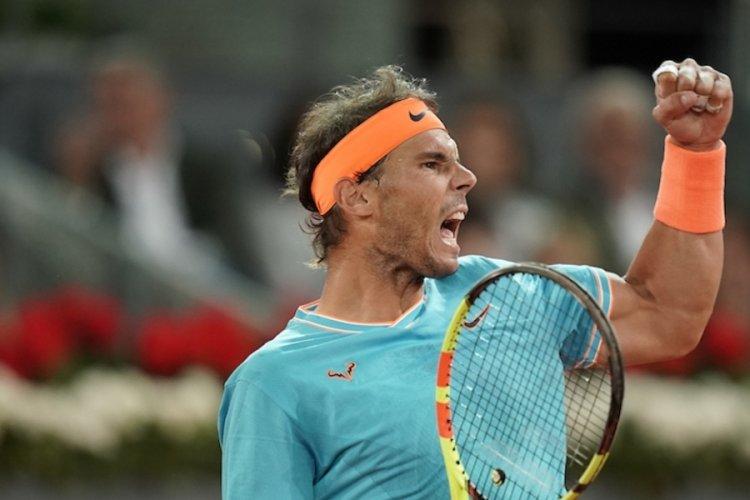 Rafael Nadal, 10. kez şampiyon