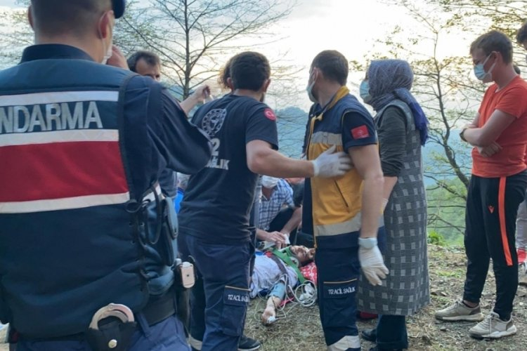 Cip kontrolden çıktı: 2'si çocuk 5 yaralı