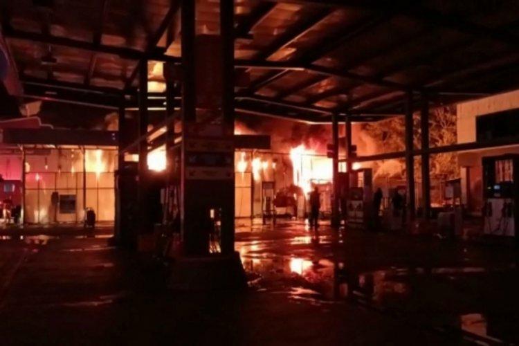 Zonguldak'ta çıkan yangın kontrol altına alındı