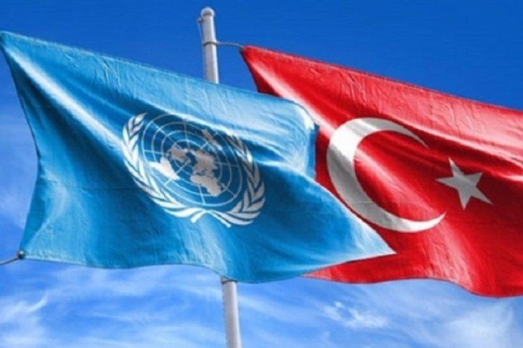 Türkiye'den Birleşmiş Milletler'e İsrail tepkisi