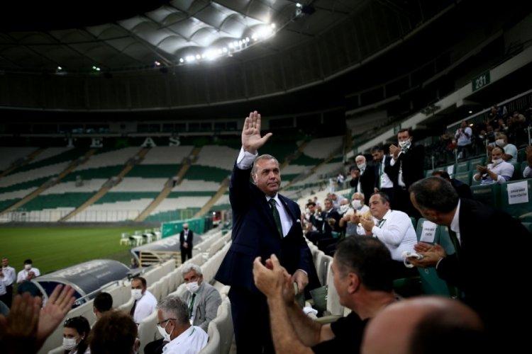 Bursaspor'da kongre tarihi belirsizliği