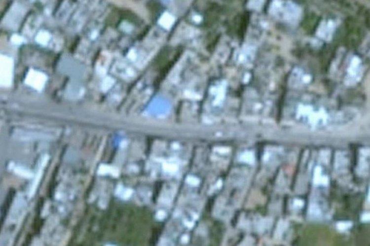 Google Haritalar'da Gazze neden bulanık?
