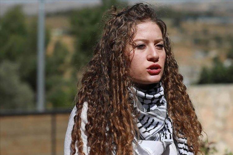 'Filistin'in cesur kızı', dünyaya seslendi: Filistinli kadınlara da diğerleri gibi sahip çıkın