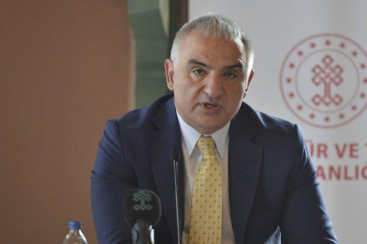 Kültür ve Turizm Bakanı Ersoy'dan Sputnik V aşısı açıklaması