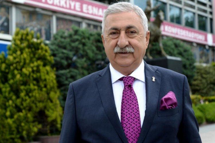 TESK Genel Başkanı Palandöken hibe desteğinden memnun