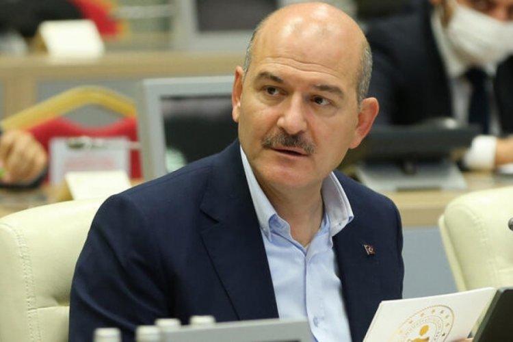 Bakan Soylu, MİT ve TSK'yı tebrik etti