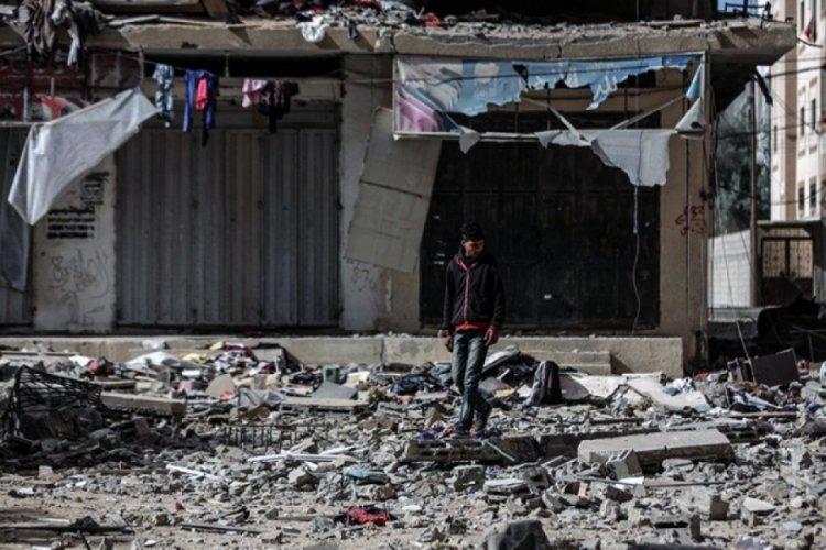 200'den fazla Filistinlinin öldüğü Gazze'de Netanyahu saldırılara devam dedi!