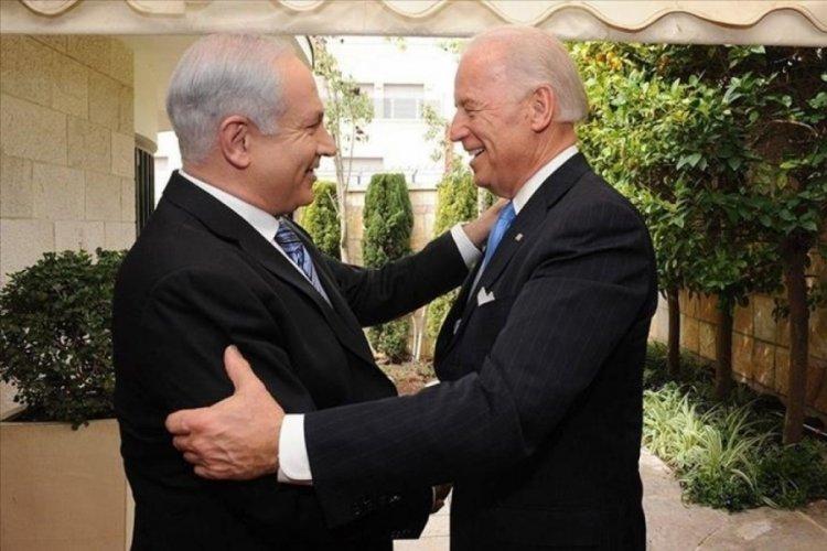 Biden'dan Gazze için ateşkes 'desteği'!