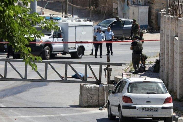 İsrail askerlerinin Batı Şeria'da açtığı ateş sonucu 1 Filistinli hayatını kaybetti