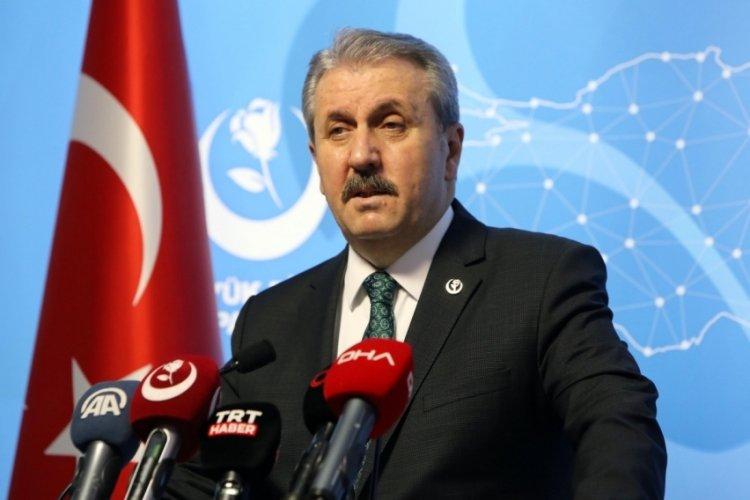 BBP Genel Başkanı Destici, 19 Mayıs Atatürk'ü Anma, Gençlik ve Spor Bayramı'nı kutladı