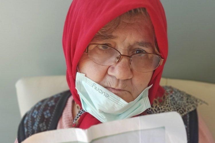 Bursa'da kapı kapı dolaşıp 20 gündür zihinsel engelli oğlunu arıyor