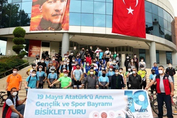 Bursa Gürsu'da 19 Mayıs coşkuyla kutlandı