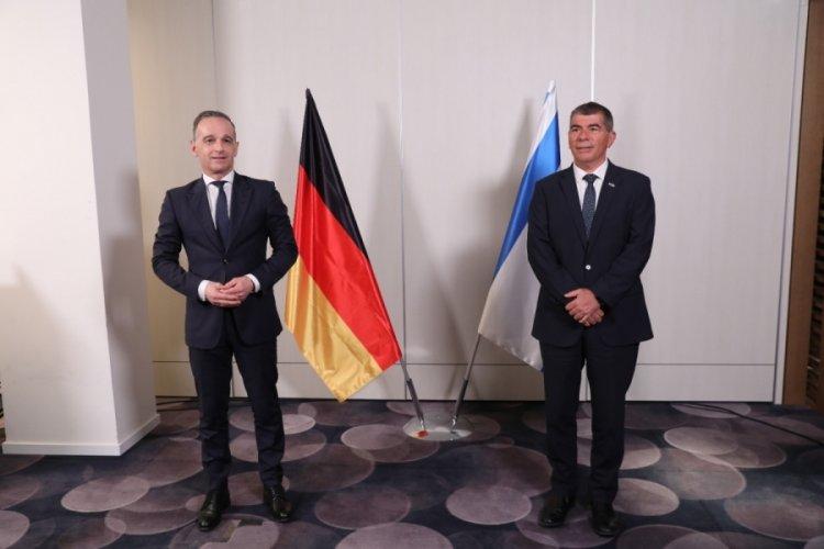 Almanya Dışişleri Bakanı Maas'tan skandal İsrail açıklaması