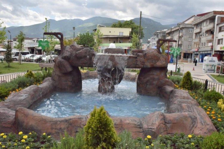 Bursa Yıldırım'da parklar yaza hazır