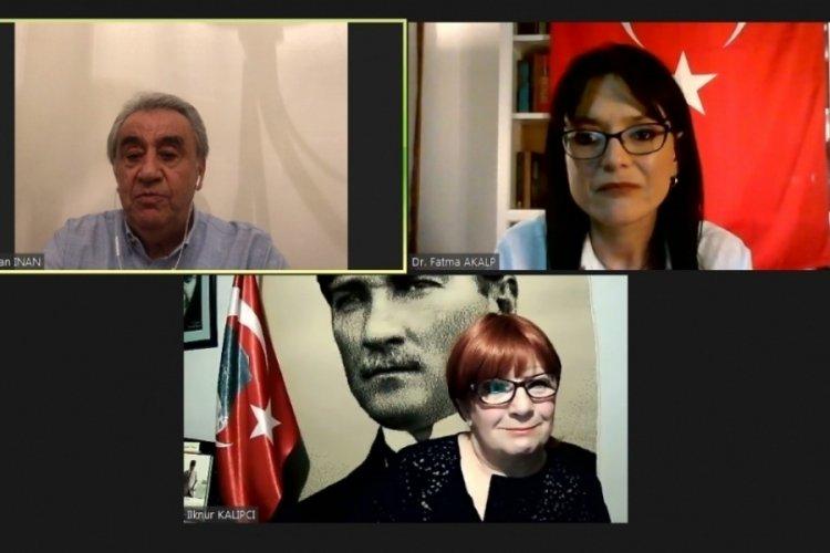 Balkan Rumeli Sanayicileri ve İş İnsanları Derneği 'Atatürk ve 19 Mayıs'ı konuştu