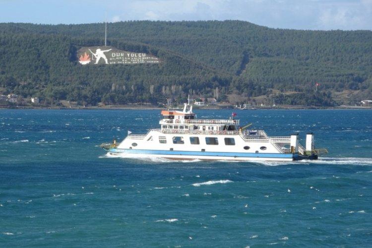 Çanakkale'de ada seferlerine fırtına engeli