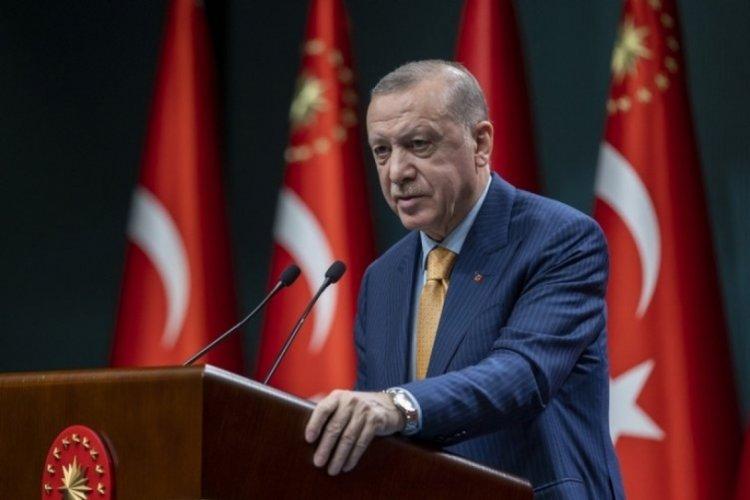 Cumhurbaşkanı Erdoğan'dan yeni sezon için seyirci açıklaması