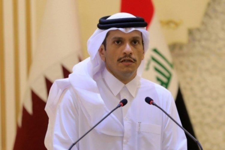 Katar'dan İsrail açıklaması
