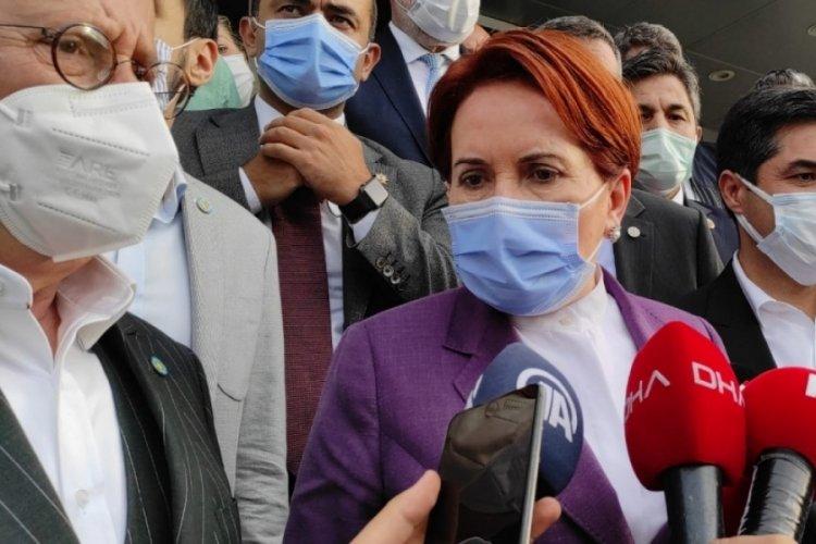 Meral Akşener, Rize'deki olayla ilgili konuştu