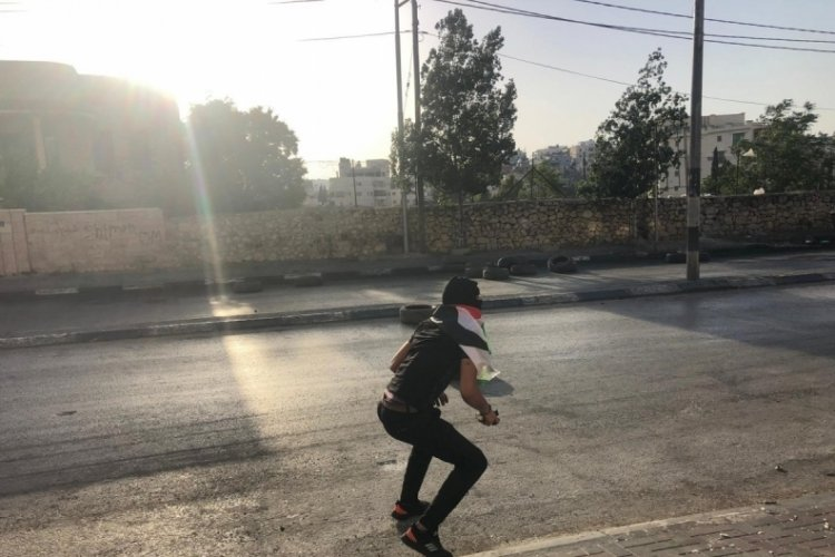 Batı Şeria'da İsrail güçleri ile Filistinliler çatıştı