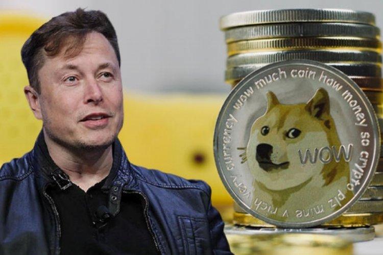 Elon Musk'tan Dogecoin açıklaması: Satmayacağım